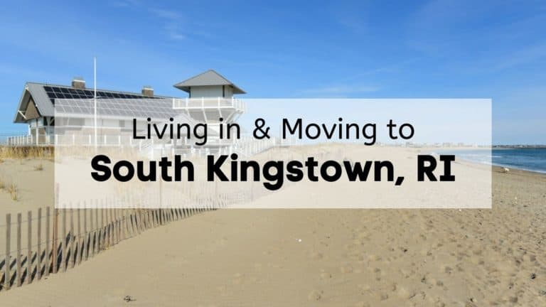 Living in & Moving to South kingstown